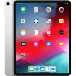 "Apple iPad Pro 12.9"" 64GB WiFi + cellular Silver MTHU2LL/A"
