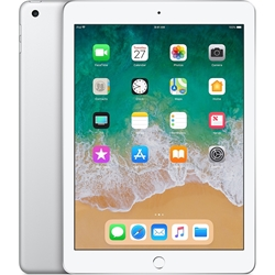Apple iPad Wi-Fi 32GB - Silver (MR7G2LL/A)