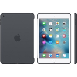 Apple iPad mini 4 Silicone Case Charcoal Gray MKLK2ZM/A