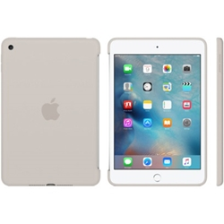 Apple iPad mini 4 Silicone Case Stone MKLP2ZM/A
