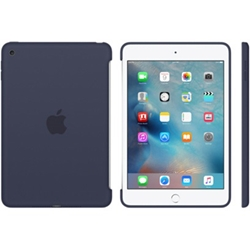Apple iPad mini 4 Silicone Case Midnight Blue MKLM2ZM/A