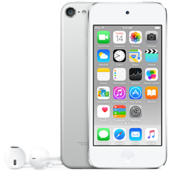 Apple iPod touch 16GB Silver MKH42LL/A