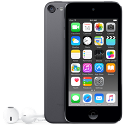 Apple iPod touch 16GB Space Gray MKH62LL/A