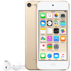 Apple iPod touch 128GB Gold MKWM2LL/A