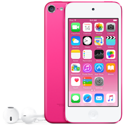 Apple iPod touch 128GB Pink MKWK2LL/A