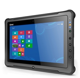 Getac F110 rugged tablet F110-RS232