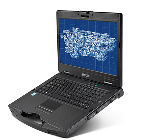 Captivating Getac S410 Semi Rugged Laptop ...