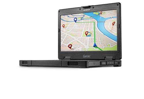 ... Getac S410 Semi Rugged Laptop ...