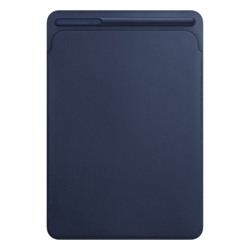 Leather Sleeve for 10.5-inch iPad Pro - Midnight Blue MPU22ZM/A
