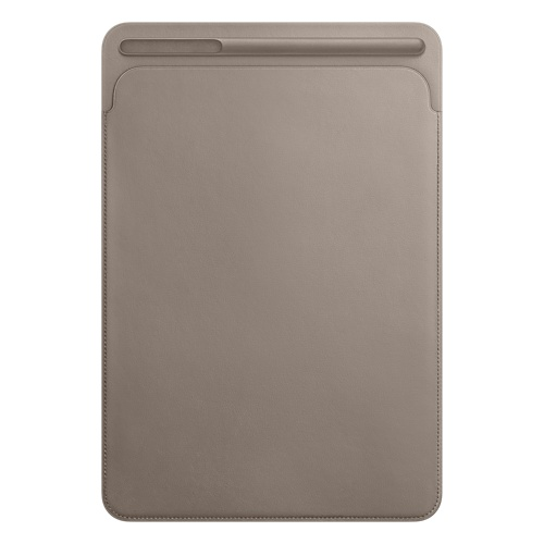 Leather Sleeve for 10.5-inch iPad Pro - Taupe MPU02ZM/A