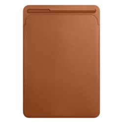 Leather Sleeve for 10.5-inch iPad Pro - Brown MPU12ZM/A