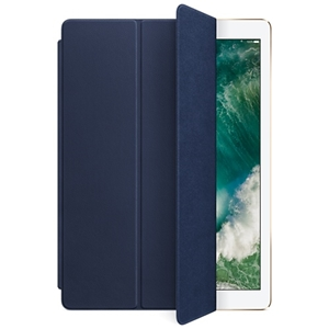 Leather Smart Cover for 12.9-inch iPad Pro - Midnight Blue MPV22ZM/A