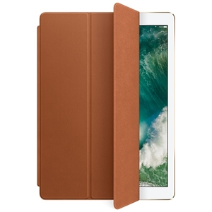 Leather Smart Cover for 12.9-inch iPad Pro - Saddle Brown MPV12ZM/A