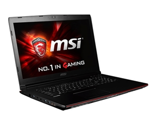 MSI GP72 Leopard Pro-280 Gaming Laptop