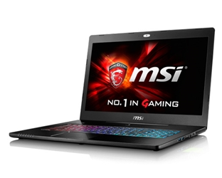 MSI GS72 Stealth Pro 4K-202 Gaming Laptop