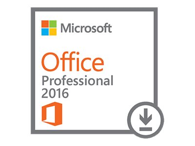 Microsoft Office 2016 Professional 269-16814