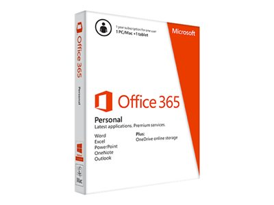 Microsoft Office 365 Personal License 1 Year QQ2-00021