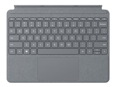 Microsoft Surface Go Type Cover KCT-00001 - platinum