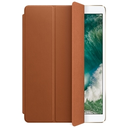 Leather Smart Cover for 10.5-inch iPad Pro - Saddle Brown MPU92ZM/A