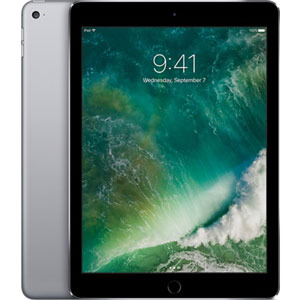 Apple iPad Wi-Fi + Cellular 32GB - Space Gray (MP242LL/A)