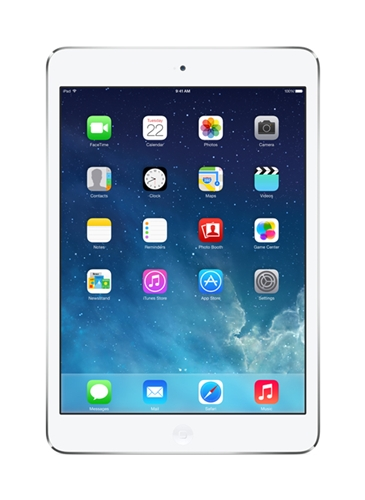 Apple iPad Mini Retina Silver:ME279LL/A