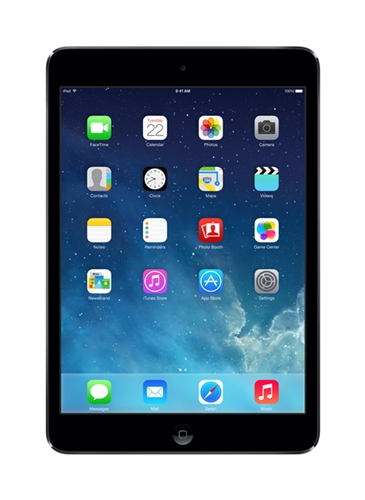 Apple iPad Mini Retina Space Gray:MF070LL/A