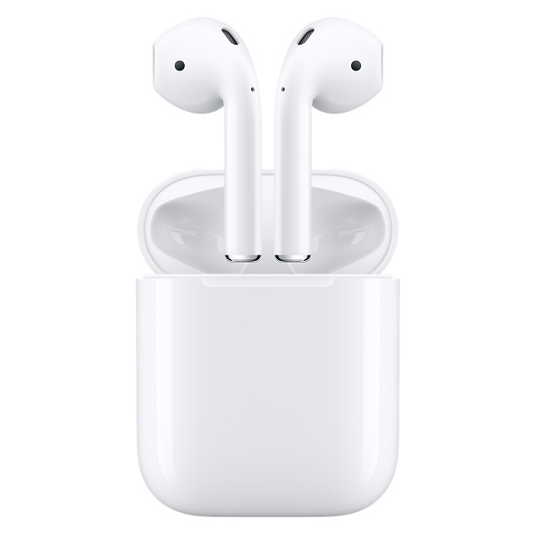 Apple AirPods with Charging Case MV7N2AM/A - Photos