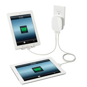 Kanex DoubleUp Dual USB Charger for iPad, Phone & iPod SYD2PTW