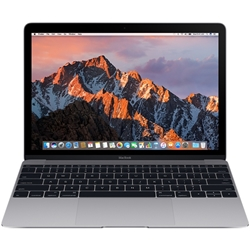 MNYG2LL/A MacBook Space Gray Retina Display Kaby Lake