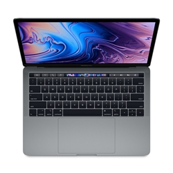 "Apple MacBook Pro 13"" With Touch Bar MUHP2LL/A: 1.4GHz quad-core Intel Core i5, 8GB RAM, 256GB - Space Gray (Mid 2019)"