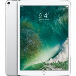 "Apple iPad Pro 10.5"" 256GB WiFi Silver MPF02LL/A"