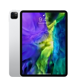 "Apple iPad Pro 11"" 128GB WiFi and cellular Silver MY342LL/A"